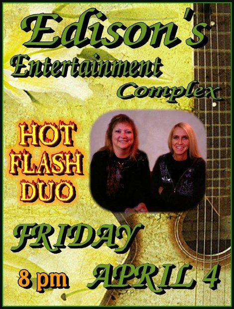 Hot Flash 4-4-14