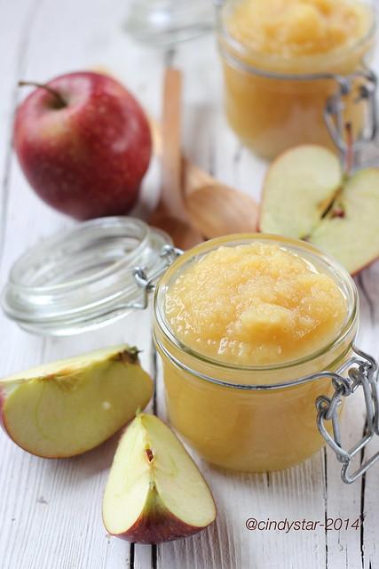 applesauce-salsa di mele