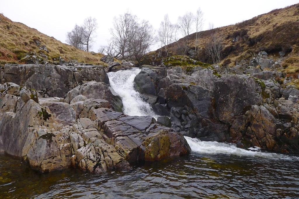 Allt Taige falls