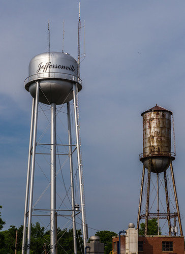 Water Tower - Jeffersonville, GA