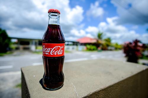 Coke bottle Fujifilm X-E2 + Samyang 12mm F2.0 NCS CS