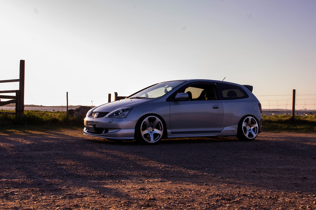 Civic Type R Ep3 04