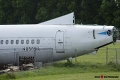 N858WL - 24858 - Boeing 737-406 - 140525 - Bruntingthorpe - Steven Gray - IMG_1659