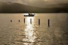 Lake Te Anau, South Island, New Zealand.