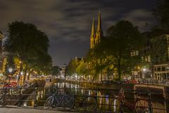 Singel Canal, Amsterdam, 2015