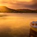Atardecer en Banyoles by Luciti