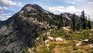 Smith Peak and North Ridgeline