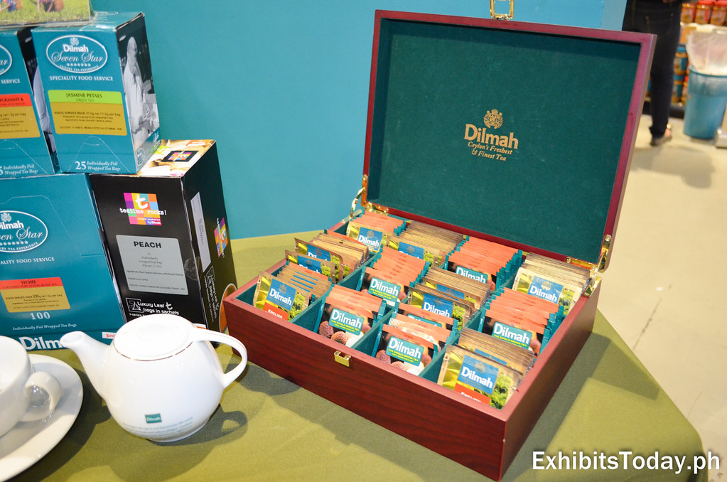 Dilmah Tea Packs