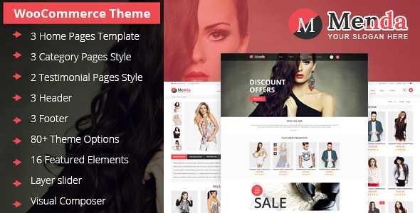 Menda WordPress Theme free download