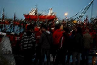 Puerto de Mar del Plata, Argentina