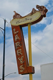 Larry's Chili Dog, Burbank, CA