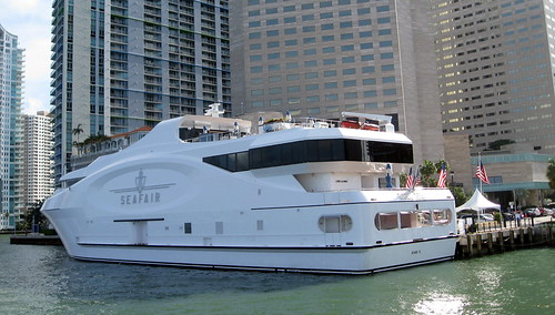 Miami - Island Queen Cruise - Seafair Yacht | by jared422_80
