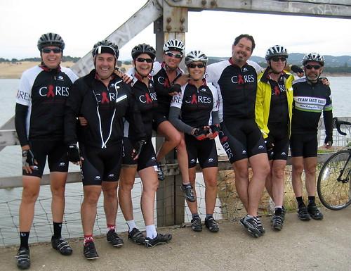 Team Cares on Bridge