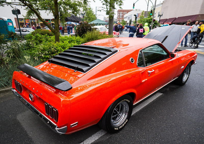2013 Memorial Day Cruise to Colby Classic Car Show