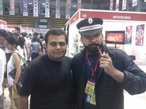 Bangalore Comic Con 2013