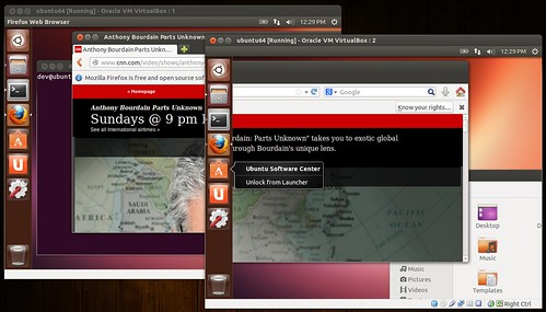 How to set up dual monitors for Ubuntu Guest on VirtualBox