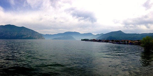 Lago d'Iseo in battello