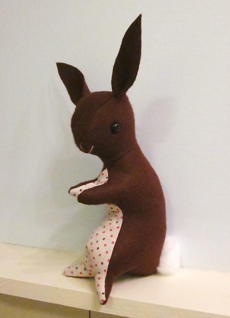 Bunny Softie Plush Toy 5