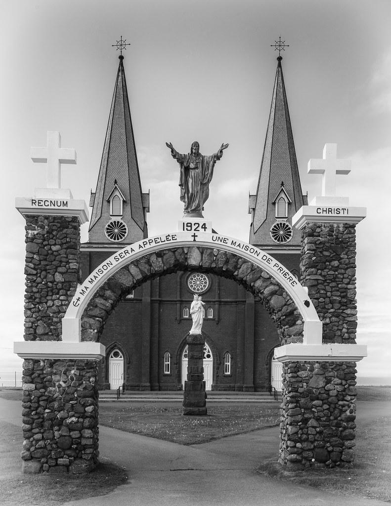 Notre Dame de Mt Carmel - Prince Edward Island