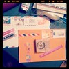 Outgoing mail #showandmail