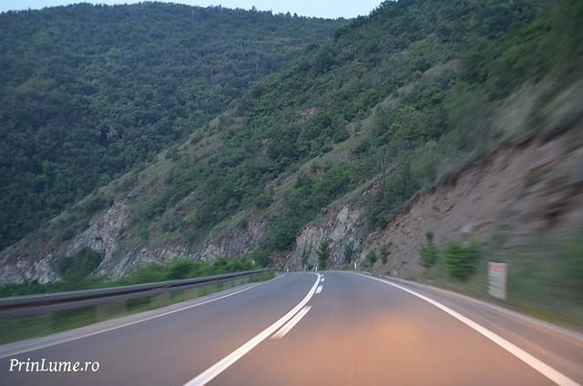 Muntenegru - drumul