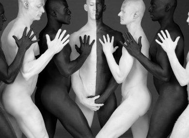 Inspiração: Art Wolfe (Human Canvas)