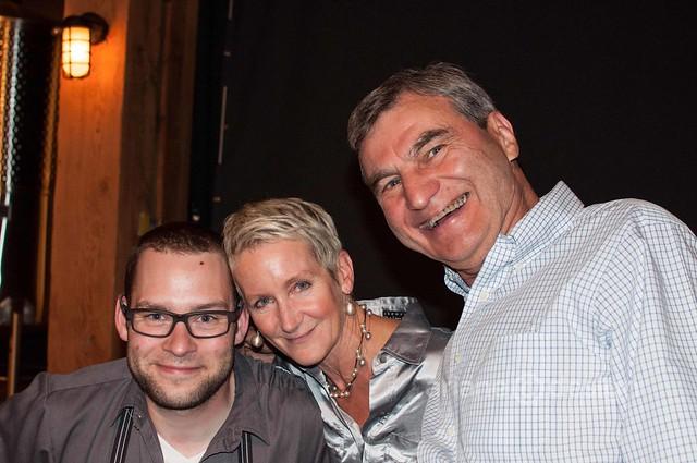 Geoff Rogers, DJ Kearney, Sid Cross