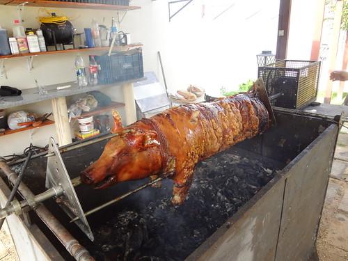 Porco no Rolete - Lions Clube Campinas Oeste
