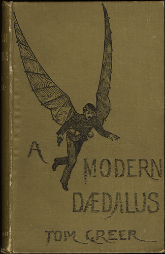 A Modern Daedalus by Tom Greer (1885)