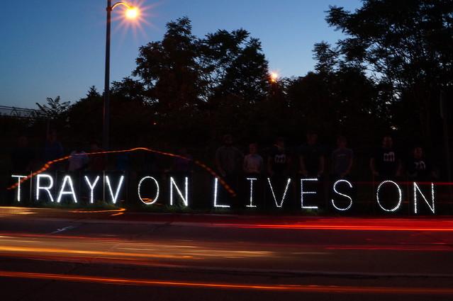 Trayvon Lives On 4