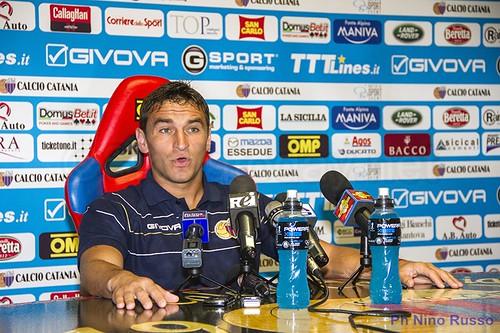 """Catania, Bergessio: """"Siamo tutti responsabili, serviranno impegno e voglia di vincere""""$"""