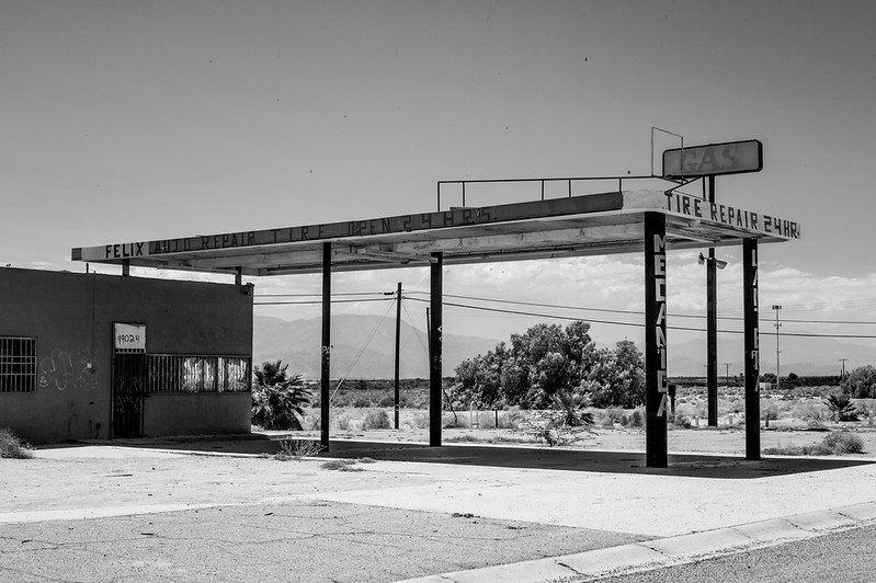 Salton Sea Detour
