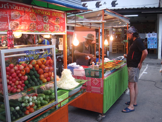 Phangan Pantip food market