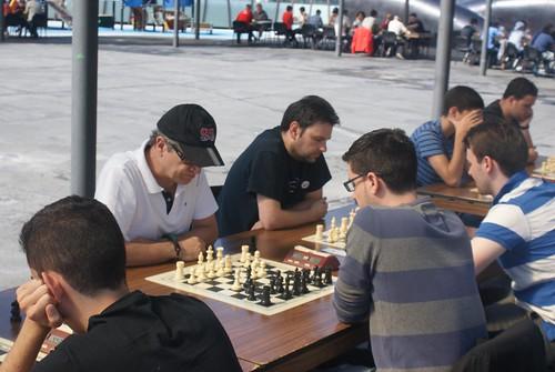 Raul Garcia i Oscar de la Riva (AND)