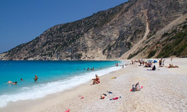 Myrtos Beach 3