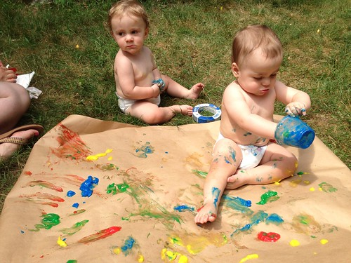 Baby Pollocks
