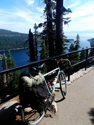 Last Views of the Lake