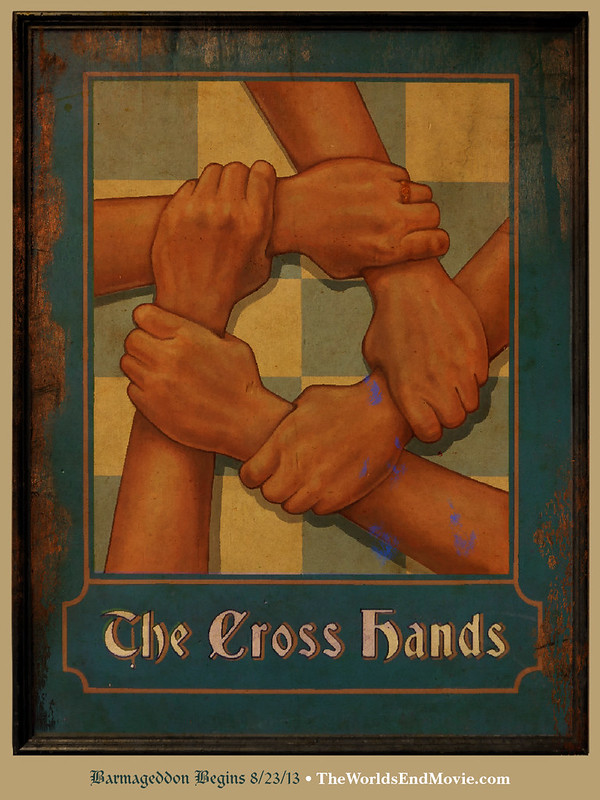 4. The Cross Hands