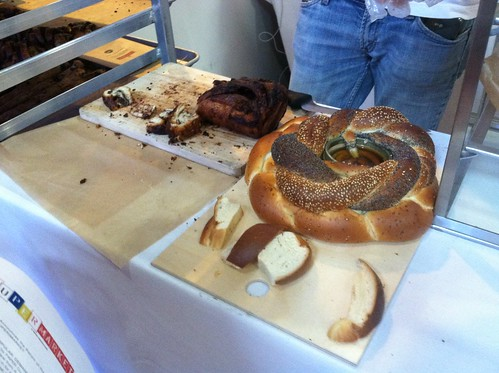 Babka and Challah from Breads Bakery