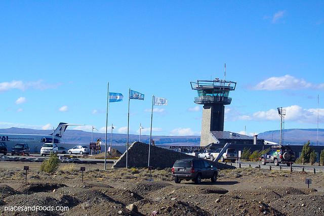 Comandante Armando Tola International Airport patagonia