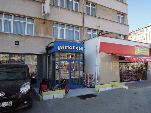 Yozgatのホテル