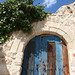 Blue door ...from Cappadocia