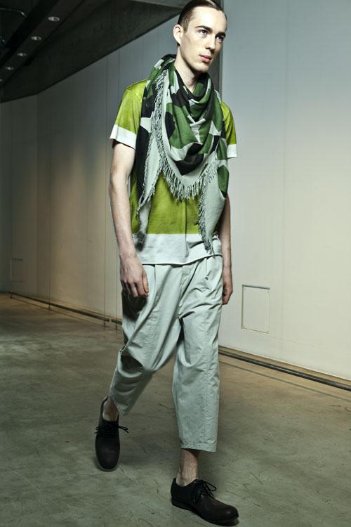 SS14 Tokyo KAZUYUKI KUMAGAI001_Milo Spijkers(Fashion Press)