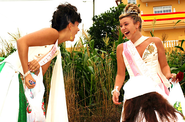 Fiesta Queens, Benijos, Romeria, Tenerife