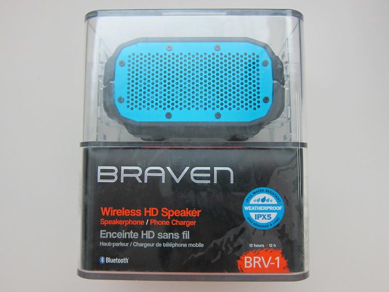BRV-1 - Box Front
