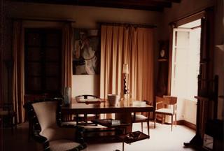 Nieul s/ Mer: le bureasu de Simenon
