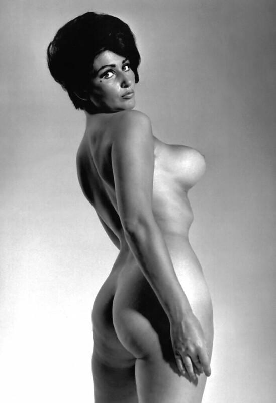 british models naked retro