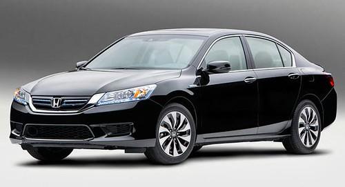 Цена новой Honda Accord Hybrid будет ниже $30 тыс.