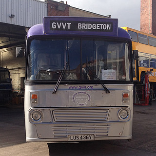 GVVT info bus