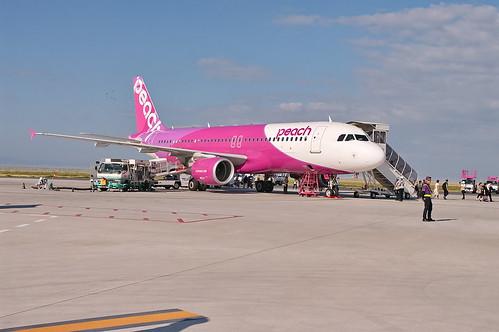 【写真】関西国際空港